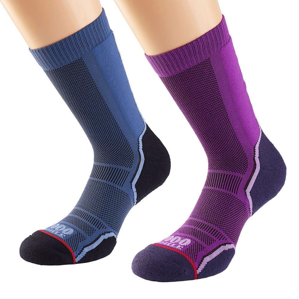 Craghoppers Womens Nl Twin Sock Pack
